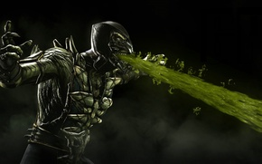 Картинка Mortal Kombat, Reptile, Warner Bros. Interactive Entertainment, NetherRealm Studios, Mortal Kombat X