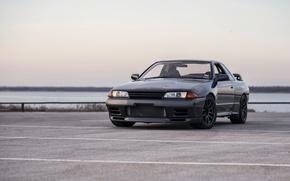 Картинка Nissan, GT-R, R32, Skyline