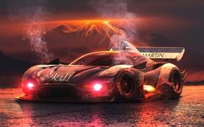 Картинка Concept, Aston Martin, Car, Tuning, Future, by Typerulez