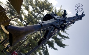 Картинка пулемёт, немецкий, единый, MG-34