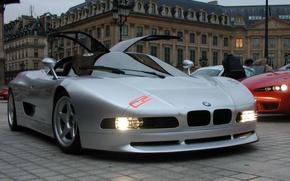 Картинка car, bmw, concept, nazca
