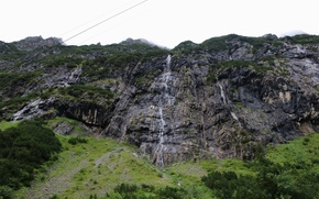 Картинка bergen, alpen, österreich