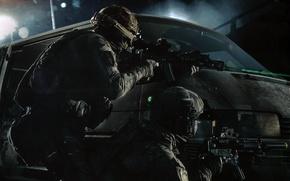 Картинка оружие, луч, прицел, экипировка, Альфа, Управление «А», Группа «А», спецподразделение, ЦСН ФСБ, прибор ночного видения