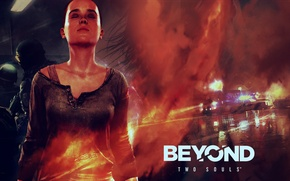 Картинка девушка, Quantic Dream, Beyond: Two Souls, Ellen Page, Jodie Holmes