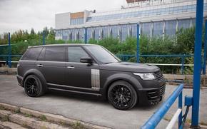 Картинка Range Rover, рендж ровер, LWB, 2014, Lumma Design, L405, CLR R