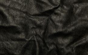 Картинка трещины, фон, текстура, кожа, черная, складки