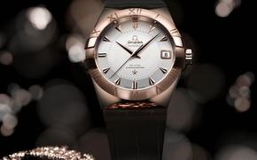 Картинка камни, часы, Omega, россыпь, Омега, швейцарские, watch, chronometer, хронометр, Swiss, co-axial, Constellation