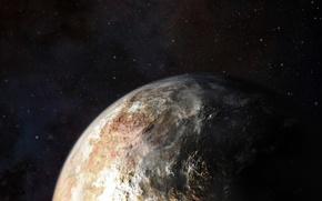 Картинка NASA, planet, Pluto