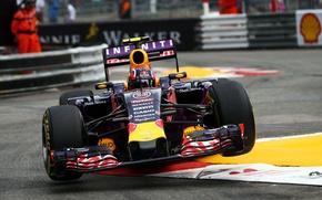 Картинка Formula 1, Red Bull, Monte Carlo, Daniil Kvyat