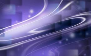 Картинка фиолетовый, линии, абстракция, фон, Purple, multi monitors