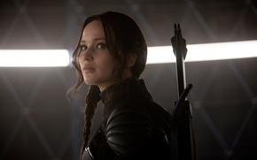Картинка Jennifer Lawrence, Katniss, The Hunger Games:Mockingjay, Голодные игры:Сойка-пересмешница, Die Tribute von Panem