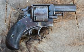 Картинка пистолет, Bulldog, Webley, 450CF