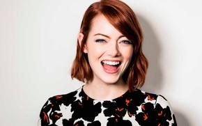 Картинка радость, смех, Emma Stone, Deadline
