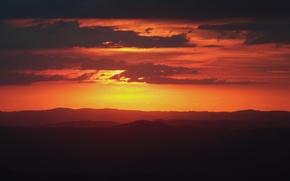 Картинка sunrise, Brasil, Minas Gerais, Brumadinho