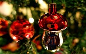 Картинка игрушка, елка, новый год, рождество