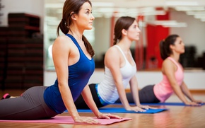 Картинка pose, elongation, Yoga Exercises