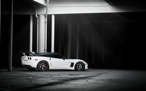 Картинка Concept, Corvette, wallpers