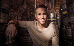 Картинка актер, Райан Рейнольдс, Ryan Reynolds, фотосессия, USA Today, 2016, Martin E Klimek