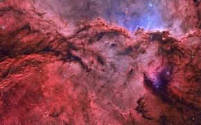 Картинка Galaxy, constellations of stars, ngc 6188