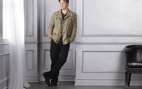 Картинка комната, актёр, Nathan Fillion