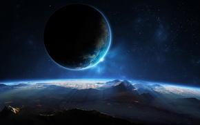 Картинка stars, cosmos, planets