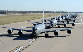 Картинка KC-135, Stratotanker, McConnell Air Force Base