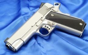 Картинка Пистолет, Обои, Оружие, Gun, Wallpaper, M1911, Colt, Кольт, М1911