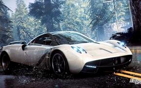 Картинка Pagani, Need for Speed, nfs, Huayra, 2013, Rivals, NFSR, нфс