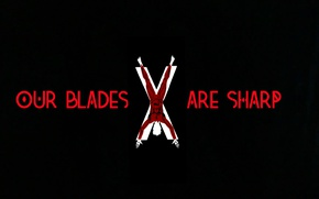 Картинка our blades are sharp, skinned people, House Bolton