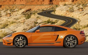 Обои дорога, пустыня, тачки, roads, deserts, dodge машины