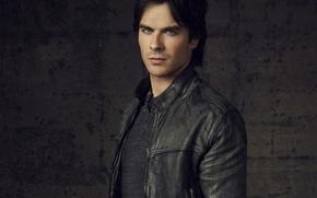 Картинка актер, сериал, the, Дэймон, vampire, вампира, Damon, Йен, сальваторе, Ien, сомерхолдер, somerhalder, diaries, дневники, salvatore
