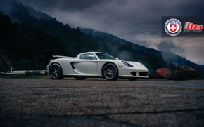 Картинка Porsche, Carrera, HRE