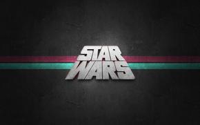 Картинка Star Wars, Logo, background