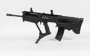 Картинка оружие, фон, автомат, Тавор, TAR-21