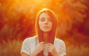 Картинка портрет, natural light, Лера