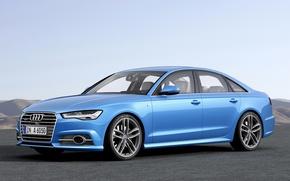 Картинка Audi, quattro, Sedan, S-Line, 3.0T, 2014