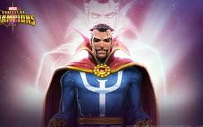 Картинка Marvel, Strange, Dr. Stephen Strange, MCOC, Стрендж
