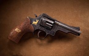 Обои Wesson, Magnum revolver, Dan, D11