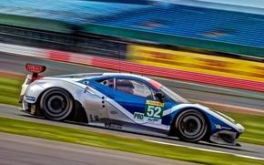 Картинка гонка, спорт, Ferrari F458 Italia