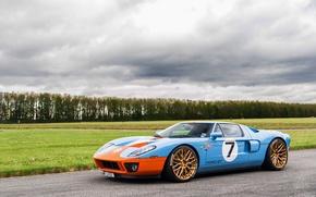 Картинка Ford, wheels, ADV1, Gulf