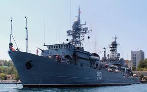 Картинка морской, тральщик, Черноморский Флот, Ковровец