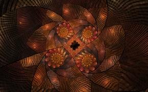 Обои pattern, cg, wallpaper