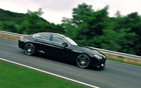 Картинка Gran Coupe, Tuning, Motion, BMW 640d, AC Schnitzer
