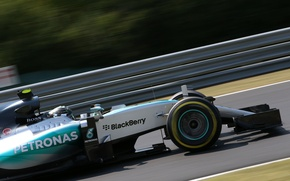 Картинка Профиль, Mercedes, AMG, Team, Nico Rosberg, W 06