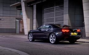 Картинка car, авто, Chevrolet, Camaro, sportcar, задок, 45th Anniversary, стоп-сигнал