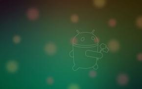 Обои XOOM, honeycomb 3.0.Android, Motorola