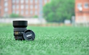 Картинка Nikon, Объективы, 85mm