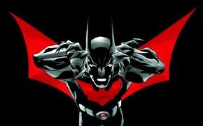 Картинка темный, бэтмен, рыцарь, Batman