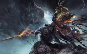 Картинка fantasy, Wukong, Monkey King