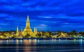 Картинка Храм, Тайланд, Так-Торн